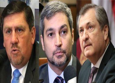 Llano se comprometió a hacer un llamado a tres poderes del Estado