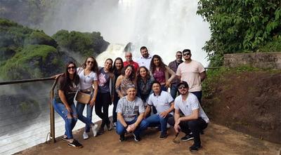 Turismo en ciudades del Alto Paraná atrae a visitantes de la región de las cataratas
