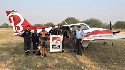 Nuevo contingente de Bomberos del Chaco partirá rumbo a Alto Paraguay