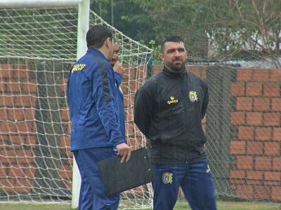 Marecos asumió en Deportivo Capiatá