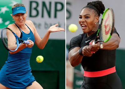 Serena-Sharapova, el plato fuerte