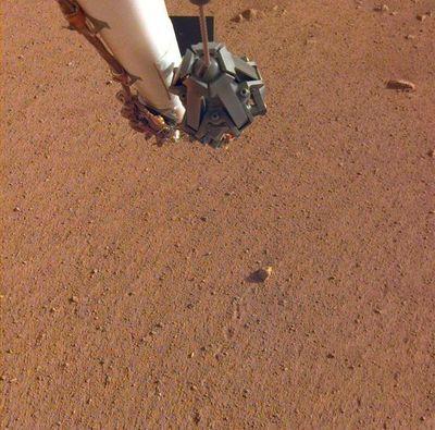 The Rolling Stones llegan a Marte gracias a una piedra en su honor