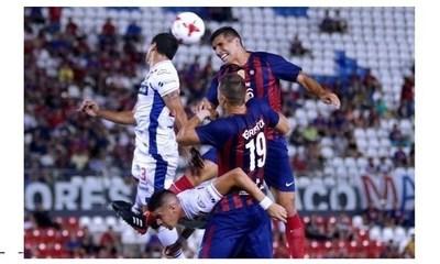 Cerro y Nacional se enfrentan esta noche, en el cierre de la séptima fecha del Torneo Clausura