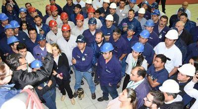 Técnicos paraguayos denuncian que argentinos impiden trabajos en Yacyretá