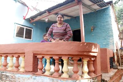 CAF financiará censo para construir viviendas en Chacarita Baja