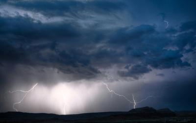 Alerta meteorológica para Pte. Hayes, Alto Paraguay y otros 3 departamentos
