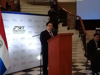 Asumió oficialmente nuevo viceministro de la SET