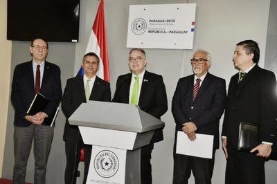 Avanza proyecto para construcción de la Chacarita Baja y anuncian cooperación de la CAF para censar a beneficiarios