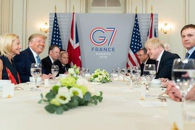 Conoce los diez puntos clave de la cumbre del G7
