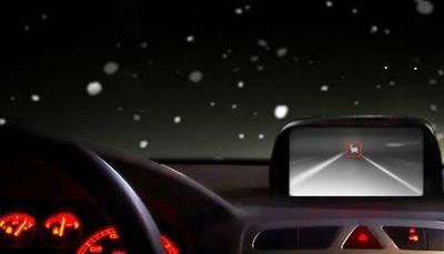 Tecnología militar para evitar accidentes de tráfico nocturnos