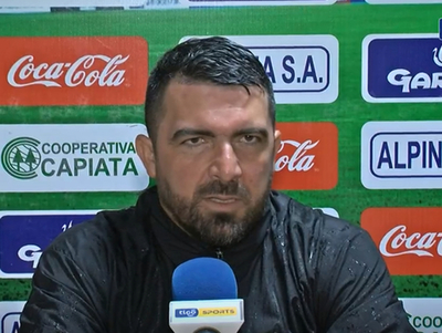 """Marecos: """"Hay que ser realistas, el equipo está en zona roja"""""""