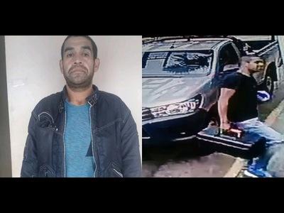 POLICÍA LOGRA DETENER A PRESUNTO DESCUIDISTA