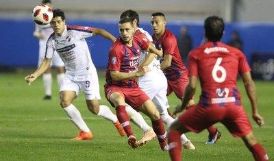 Cerro pierde dos puntos ante Nacional