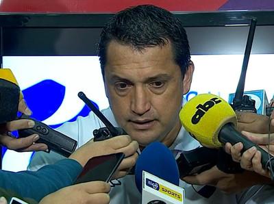 """Aldo Bobadilla: """"Estuvieron a la altura"""""""