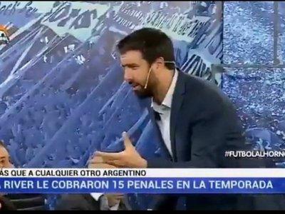 Periodistas argentinos se burlaron de Cerro en la tele