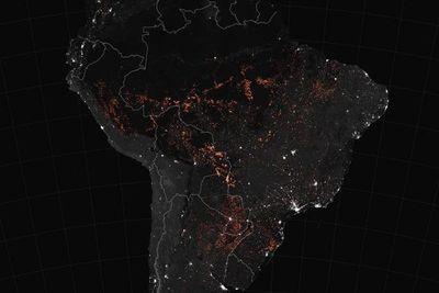 Lo que se sabe de los incendios en la Amazonia