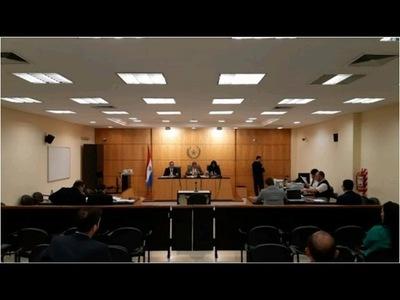 Juicio oral del intendente Casas: dicen que juez que preside el Tribunal preopina