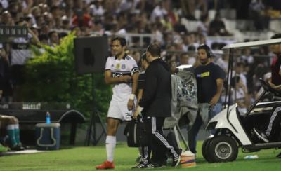 HOY / Roque habla de una lesión nueva y del tiempo que le queda en el fútbol