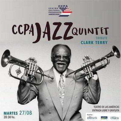 Jazz Quintet CCPA brindará este martes tributo a Clark Terry