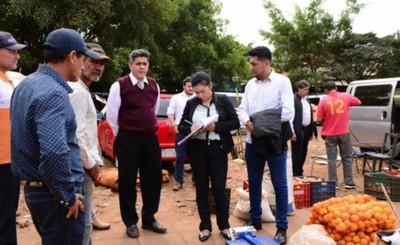 Comerciantes desocupan plaza del Mercado de Abasto