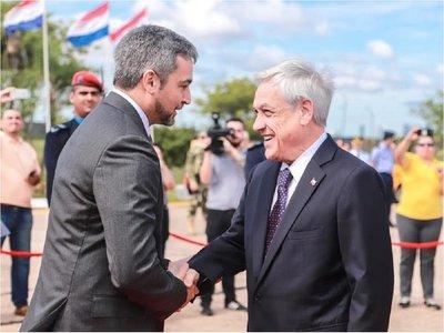 Sebastián Piñera visitará Paraguay por incendios en el Chaco