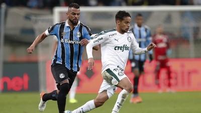Palmeiras parte con ventaja en el juego de esta noche
