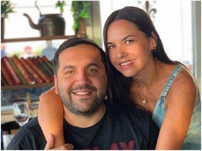 Revelan festichola de Crocco y Melissa ya le pidió el divorcio