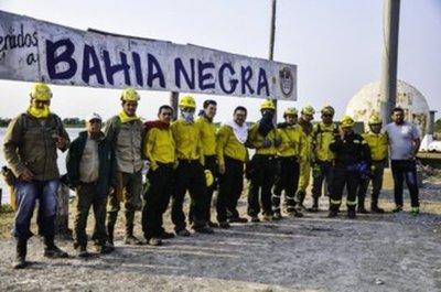 Reportan situación controlada en el Chaco ante focos de incendios