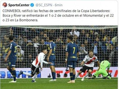 Medio argentino creó roncha por tuit donde da por eliminado a Cerro