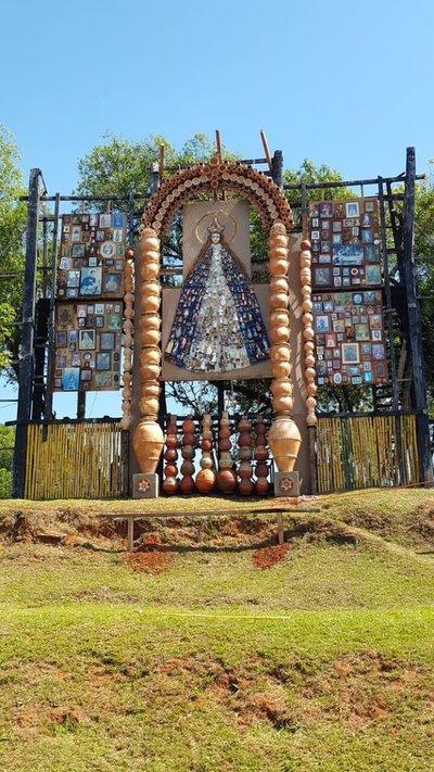 Imponente despliegue cultural en Tañarandy por la Semana Santa