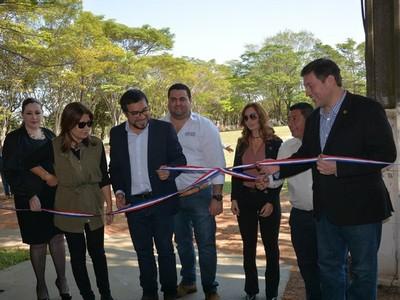 Habilitan nuevas obras de mejoramiento dentro del Penal de Villarrica
