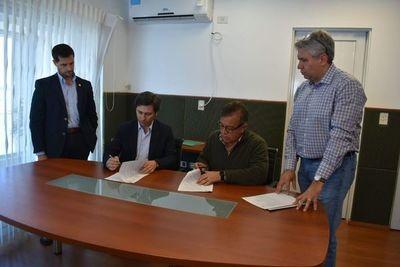 EBY:  firman acuerdo y se reiniciarán obras de adecuación de línea de 500 kv