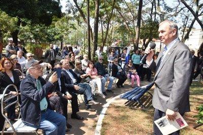 Mario Ferreiro espera mejorar en el tramo final de su mandato en Asunción
