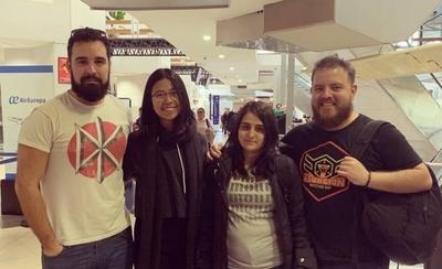 HOY / Mentes paraguayas 'for export': compatriotas dan clases de programación en Suiza