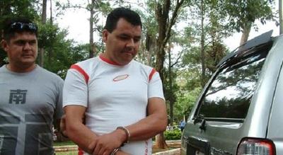 """Marginal Roque """"Py Guasu"""" será traído a la Fiscalía de CDE para su indagatoria"""