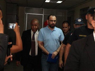 Juicio oral de Fernández Lippmann será en octubre
