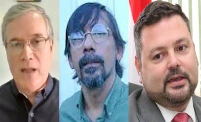 HOY / Uruguay define si concede o no refugio a Arrom, Martí y Colmán