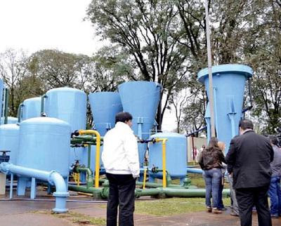 Plan de mejoramiento de agua potable y alcantarillado sanitario para Alto Paraná