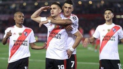 El jugador de River con orden de detención en Paraguay