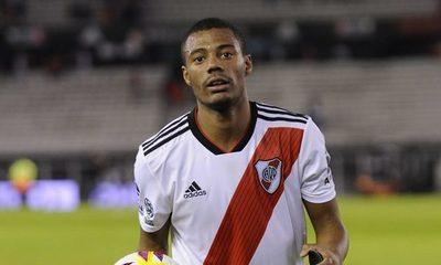 Detienen a jugador de River Plate