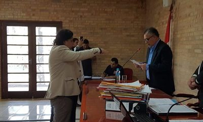 Kelembu, nuevo presidente de la Junta Municipal de CDE