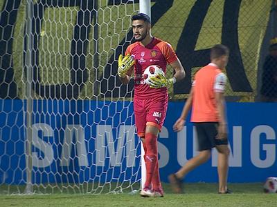 """Marino: """"El objetivo de todo jugador es ser llamado a la Selección"""""""