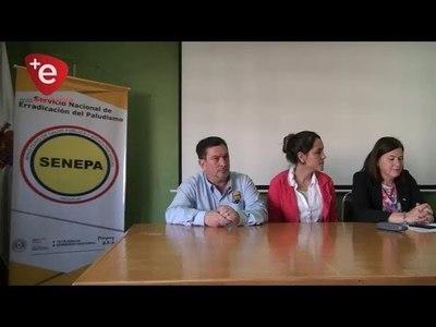 PRESENTAN II SIMPOSIO DE VIGILANCIA Y CONTROL DE LAS ETV