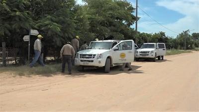Senepa continúa con trabajos combativos y preventivos en el Chaco