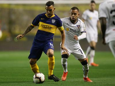 Tevez quiere al tradicional rival en semifinales