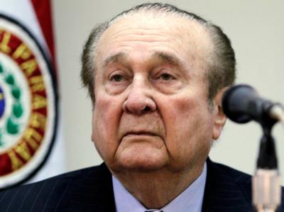 Fallece Nicolás Leoz, expresidente de la Conmebol