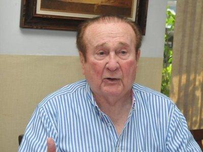 Falleció Nicolás Leoz, extitular de Conmebol