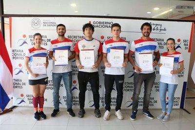 SND otorga becas a atletas para estudio de inglés