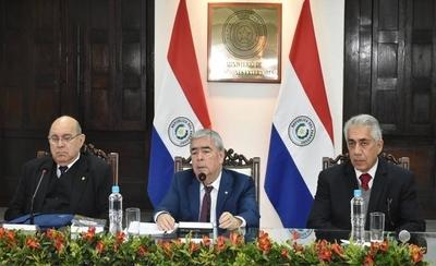 HOY / Todos se desentienden de la polémica acta bilateral: Sánchez Tillería acusa a Saguier