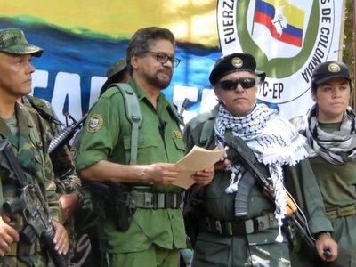 Ex número dos de las FARC anuncia que retoma las armas